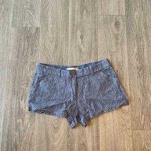 Chelsea & Violet linen shorts
